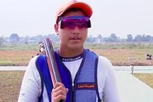 Shardul Vihan led the qualification field with a score of 141 and kept the good work going in the final, staying in the top two positions throughout.