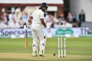 Murali Vijay scored just 26 runs in the first two Tests against England.