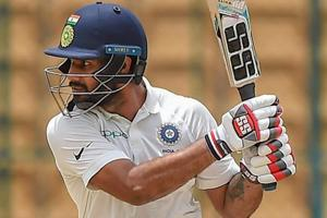 Hanuma Vihari was added to the Indian cricket team squad for the last two Test matches against England.