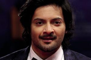 Bollywood actor Ali Fazal was judging a short film competition at the Indian Film Festival of Melbourne.