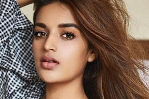 Actor Nidhhi Agerwal says that it's fun shooting with brothers Naga Chaitanya and Akhil Akkineni in two Telugu films.