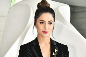 Actor Hina Khan feels that there's no point in even hitting back at trolls, as no one can stoop to their level.