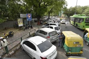 Irked by rampant illegal and haphazard parking across the national capital, L-G Anil Baijal had in January and February 2017 held two meetings to curb the menace.