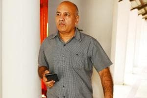 Delhi deputy chief minister Manish Sisodia and the others after Arvind Kejriwal , who was then AAP convener, was taken into judicial custody when he refused to furnish a bail bond in a defamation case filed by BJP leader Nitin Gadkari.