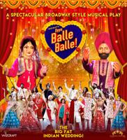 Oye Balle Balle is a musical comedy with actors and singers inspired by the loud and colourful Indian weddings