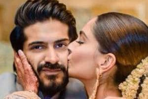 Sonam Kapoor and brother Harshvardhan Kapoor bond over food, fashion and films.