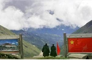 Troops of India and China were locked in a 73-day stand-off in Doklam in the Sikkim sector from June 16 last year, after the Indian side stopped construction of a road in the disputed tri-junction by the Chinese Army. Bhutan and China have a dispute over Doklam.
