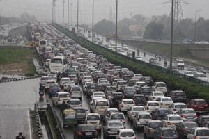 The industry owners, on Thursday, sent a reminder to the NHAI to consider their proposal for a straight underpass on the Gurgaon-Delhi Expressway, so that the Delhi-bound traffic and the traffic headed for Udyog Vihar do not affect each other.