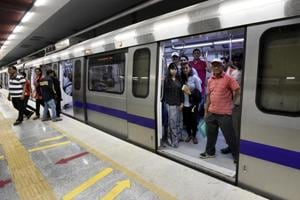 The line will be open for public in September-October subject to approvals, the officials said.