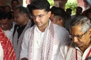 Sachin Pilot said people have made up their mind to oust the BJP.