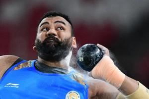 Live updates and scores from Day 7 of the Asian Games 2018: Tajinderpal Singh broke Asian Games record to win gold for India.
