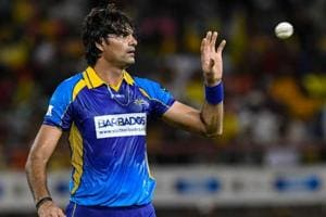Mohammad Irfan created T20 history with figures of 4-3-1-2.
