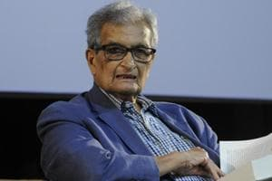 """Nobel laureate Amartya Sen has said all non-communal forces should come together for the 2019 Lok Sabha polls and the Left should not hesitate in joining them as """"democracy is in danger""""."""