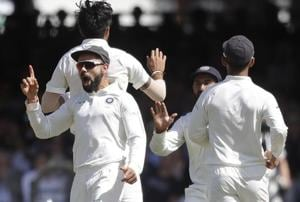 India beat England by 203 runs in the third Test at Trent Bridge.