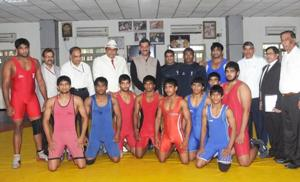 Coaching is tougher and advanced here at Chhatrasal Stadium. They prepare us for the next level competitions with rigorous training, says a 20-year-old wrestler from Jhajjar.