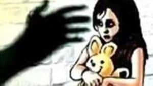 The incident took place on Monday when parents of the victim, a student of class 3, had gone for work and she was at the house with her younger brother, who was in an adjacent room.