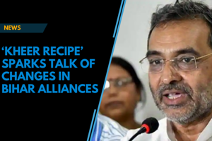 Union minister makes 'kheer' comment sparking rumours of new alliance in...