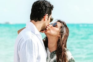 Angad Bedi and Neha Dhupia tied the knot on May 10 in a private ceremony.