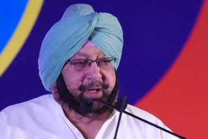 The Punjab government had been urging the government of India, time and again, to take up the matter with Islamabad, Punjab chief minister Amarinder Singh said.
