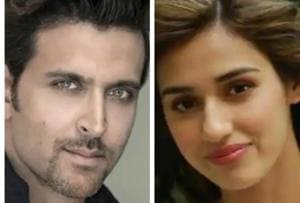 Hrithik Roshan will next be seen in Super 30, while Disha Patani is currently filming Salman Khan's Bharat.