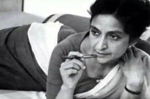 'Pinjar' (The Cage, written in 1950) was Amrita Pritam's most famous novel. It was adapted into a movie in 2003.