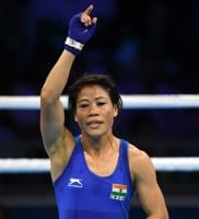Mary Kom has skipped the Asian Games to concentrate on winning a sixth world title on home soil in Delhi in November.
