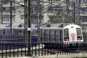 As heavy rains disrupt Delhi metro's maintenance, an official of the Delhi Metro Rail Corporation (DMRC), people will have to face more delays on the Blue Line (Dwarka-Noida City Centre/Vaishali) throughout the day on Tuesday.