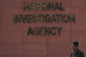 New Delhi, India - March 15, 2018: NIA headquarters at CGO Complex in New Delhi, India, on Thursday, March 15, 2018. (Photo by Vipin Kumar/ Hindustan Times)