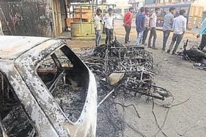 The raids were carried out as part of a probe into the violence at Maharashtra's Koregaon-Bhima village, triggered by an event called 'Elgar Parishad' (conclave) held in Pune on December 31 last year.