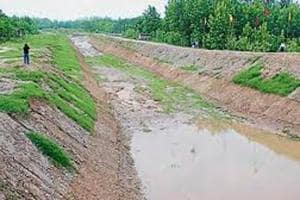 The BJP government has decided to return the land to farmers on grounds that the irrigation scheme was unfruitful and the acquired land unviable.