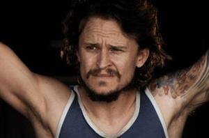 Damon Herriman, who had a recurring role on FX