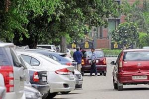 The authority, in June this year, signed contracts worth ₹9 crore with private agencies and gave them the right to collect a parking fee from drivers of vehicles parked on roadsides in residential, industrial, and commercial areas.
