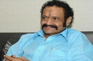 NandamuriHarikrishna was said to be driving at a very high speed when he lost control over the vehicle.