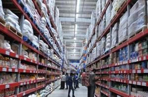 Indian shoppers browse  through the products of Bharti Wal-Mart Best Price Modern wholesale store in Hyderabad. India remains a preferred destination for foreign direct investment (FDI) as domestic consumption remains strong, according to RBI Annual Report.