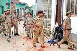 Police personnel were deployed in Kalonda on Wednesday to prevent further clashes. Five persons were injured in the clash.