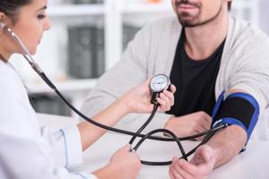 Home monitoring of BP can help treat hypertension.