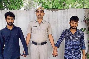 The accused have been identified as Jitendra alias Pinu (25) a resident of Mauji Wala Kuan, Sector 6 in Gurugram and Vijay Dahiya alias Babbar (24) a native of Birdhana village in Jhajjar.