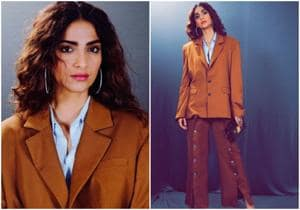 Check out SonamKapoor's new look for The Zoya Factor.