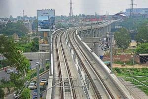 The cost of the route is pegged at nearly Rs 1,900 crore and proposed on the 5.6km elevated section that will be the extension of the presently operational Anand Vihar to Vaishali Metro route.