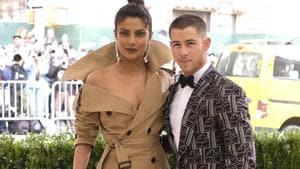 (File photo) Priyanka Chopra and Nick Jonas recently made their engagement official with a private roka ceremony in Mumbai.
