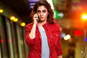 Imaikkaa Nodigal movie review: Nayanthara plays IPSofficer Anjali Vikramadityan in the film.