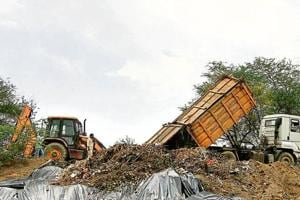 Applicants had argued that dumping of waste in Sector 145 is hazardous for residents of the area