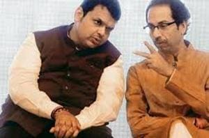 """Uddhav Thackeray, who is known to share a good rapport with Devendra Fadnavis called him his """"good friend""""."""