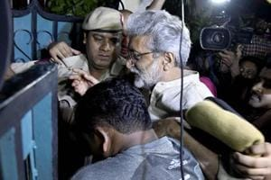 Five activists — lawyer and trade union activist Sudha Bhardwaj, poet P Varavara Rao, activist Gautam Navlakha, and lawyers Arun Ferreira and Vernon Gonsalves — had been arrested  in the Bhima Koregaon violence case.
