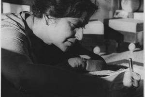 Amrita Pritam, the grande dame of Punjabi letters