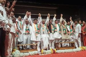 Mallikarjun Kharge, the Congress' general secretary in-charge for Maharashtra, made the remarks at the launch of the party's Jan Sangharsh Yatra in Kolhapur in the presence of former chief ministers Ashok Chavan and Prithviraj Chavan and other leaders.