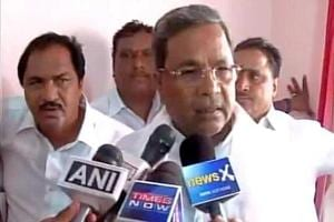 Former chief minister Siddaramaiah clarified that there were no problems in the Congress-JD(S) alliance.