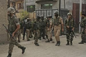 """Even as security forces were working on a strategy to recover the hostages safely, a statement purportedly issued by Hizbul operational commander Riyaz Naikoo on the social media stated that militants would henceforth follow """"an eye-for-an-eye policy""""."""