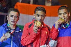 Jakarta: Gold-medallist India