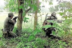 The DRG is a special anti-Maoist police force deployed in the insurgency-hit districts of Chhattisgarh.